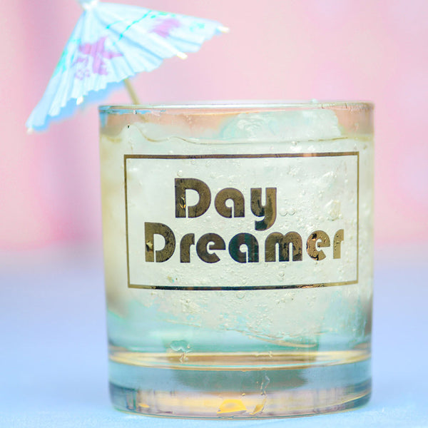 Day Dreamer... cocktail glass