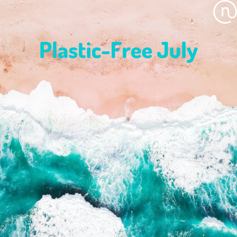 Plastic-Free July blog post by Naturolly