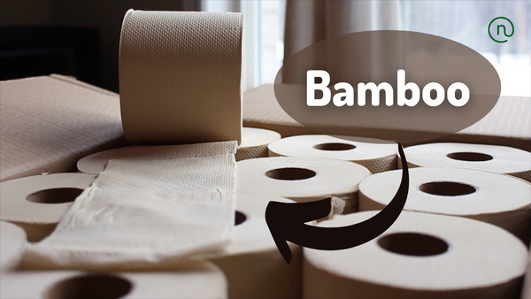 Naturolly unbleached bamboo toilet paper roll youtube video cover naturolly.com