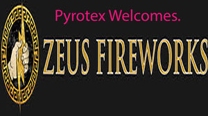Pyrotex Welcomes Zeus Fireworks!