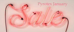 Don't miss out on your January sales from Pyrotex Fireworks. Get your retail fireworks early to get a bargain!!