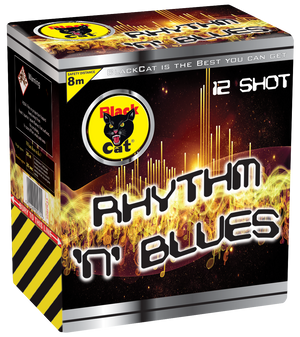 Black Cat Rhythm And Blues-83990  BUY ME GET A SIZZLING FREE