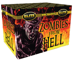 Bright Star Zombies From Hell - 2398