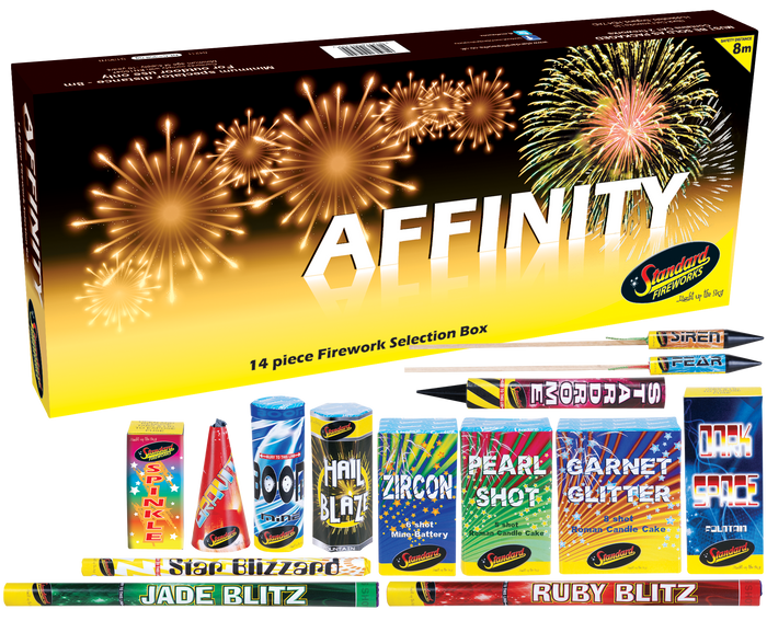 Standard Affinity Selection Box-04211 BUY ONE GET ONE FREE