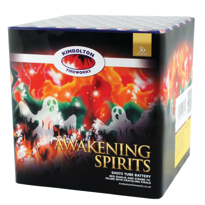 Kimbolton - Awakening Spirits - AS-36