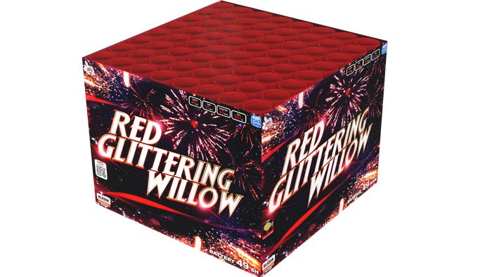 Klasek Red Glittering Willow - C493RG
