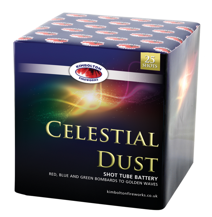 Kimbolton - Celestial Dust - CD-25