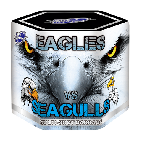 Sky Crafter Eagles vs Seagulls-EV60121