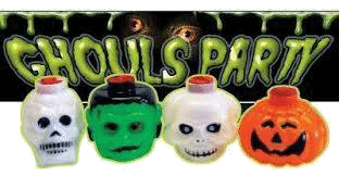 Ghouls Party Fountains BUY ONE GET ONE FREE