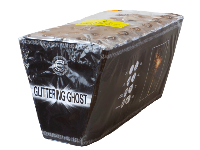 Celtic Glittering Ghost - CCP018-1