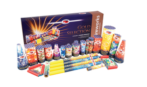 Kimbolton - Gold Selection Box - GOLD