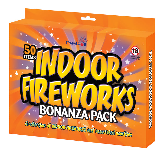 Trafalgar Indoor Fireworks - IF1000B