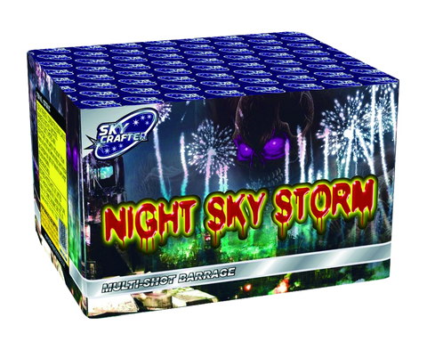 Sky Crafter Night Sky Storm-NS1287GB-SC