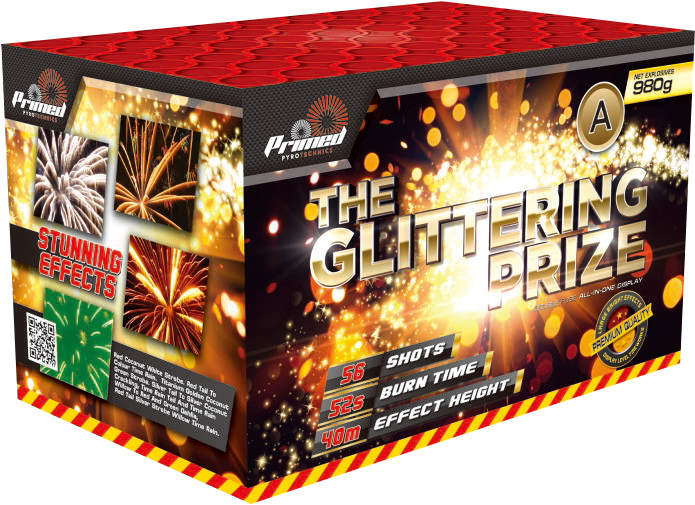 Primed The Glittering Prize-PR171-A-B BUY ONE GET ONE FREE