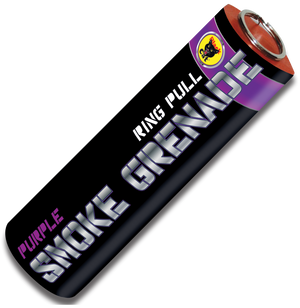 Black Cat Purple Smoke Grenade-84047 BUY ONE GET ONE FREE