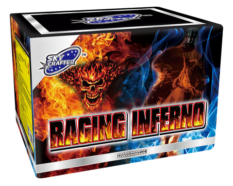 Sky Crafter Raging Inferno-R160268
