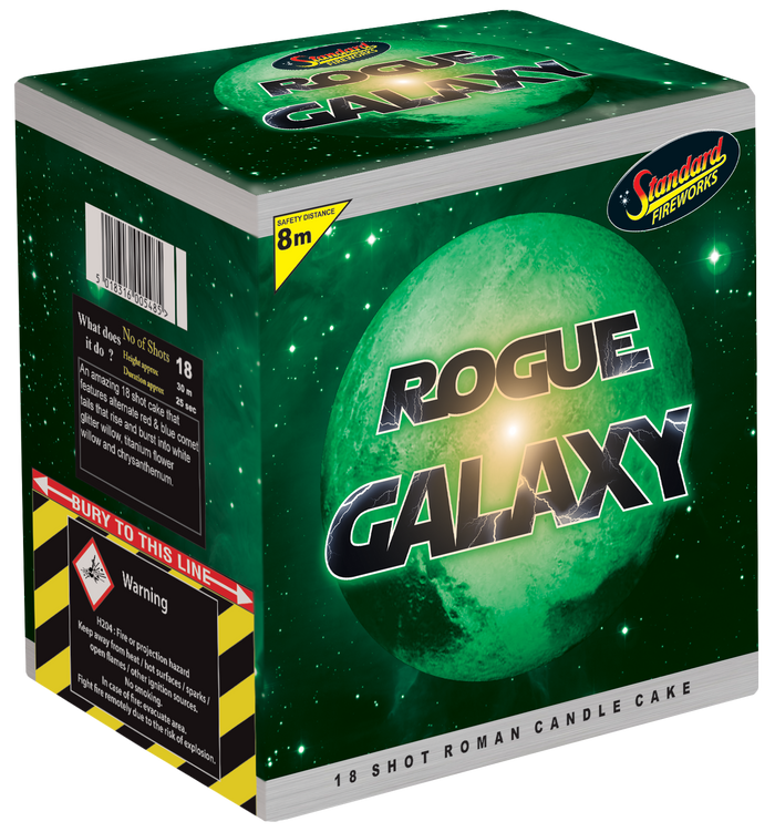 Standard Rogue Galaxy-04360  BUY ONE GET ONE FREE