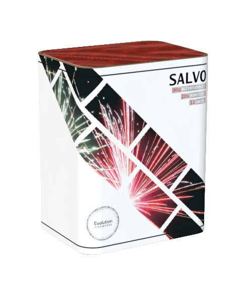 Evolution Salvo-B140