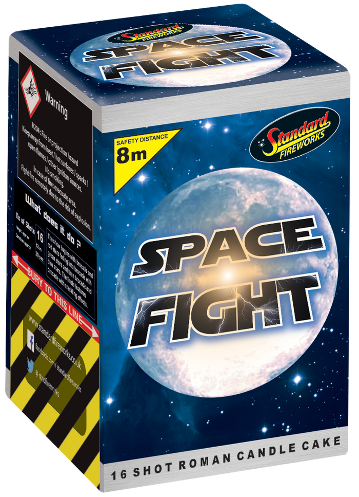 Standard - Space Fight - 04359