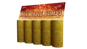 Trafalgar Glitter Mini Table Bombs - TB0500A