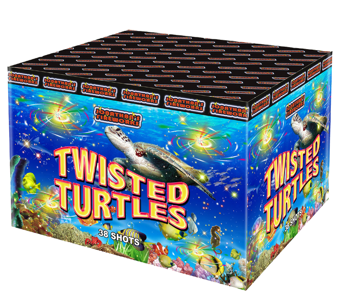 Jonathans Twisted Turtles-JF1066