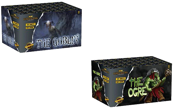 Hallmark The Ogre And The Goblin-78A