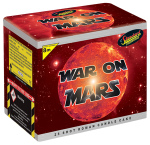 Standard War On Mars-04358 BUY ONE GET ONE FREE