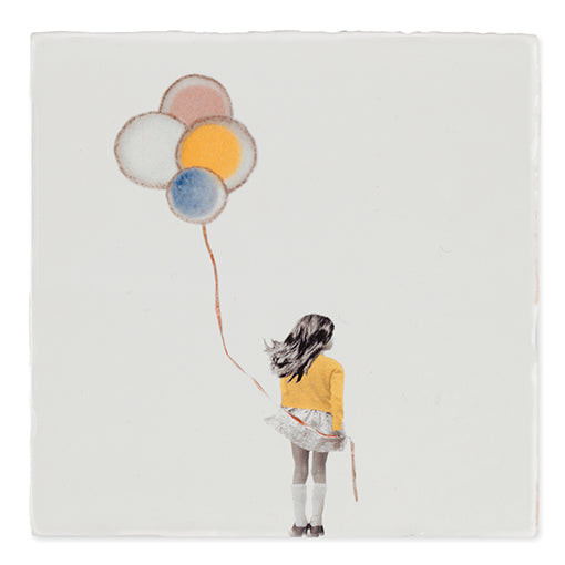 A wish balloon 10x10