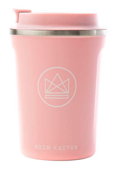 Travel Mug 380ml Pink Flamingo