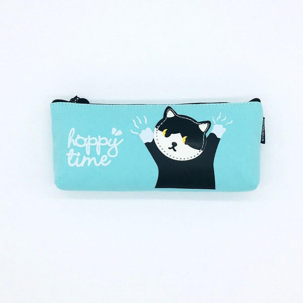 Estuche Gato happy Time