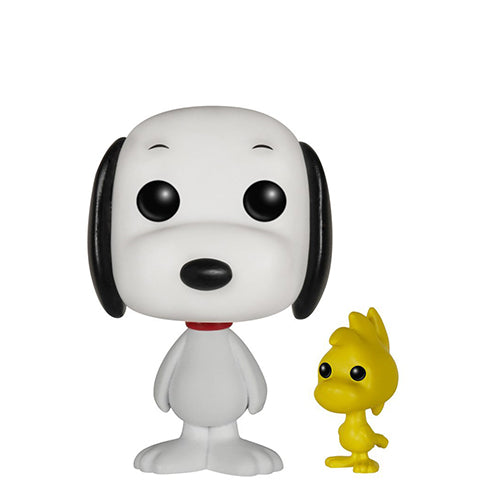 Figura Snoopy & Woodstock POP!