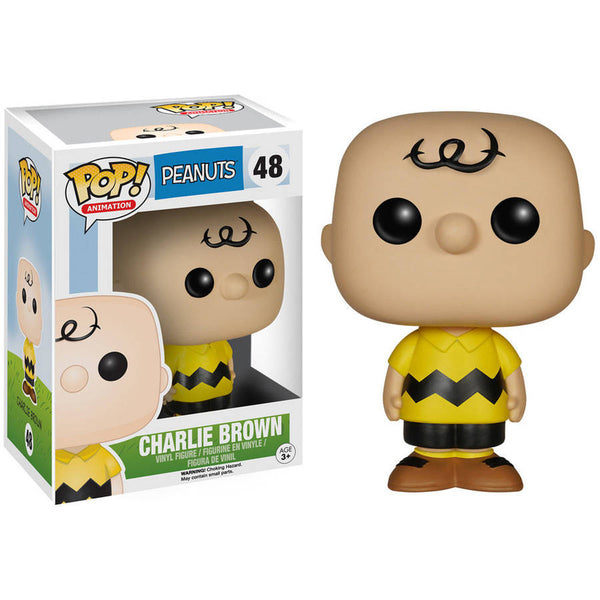 Figura Charlie Brown POP!
