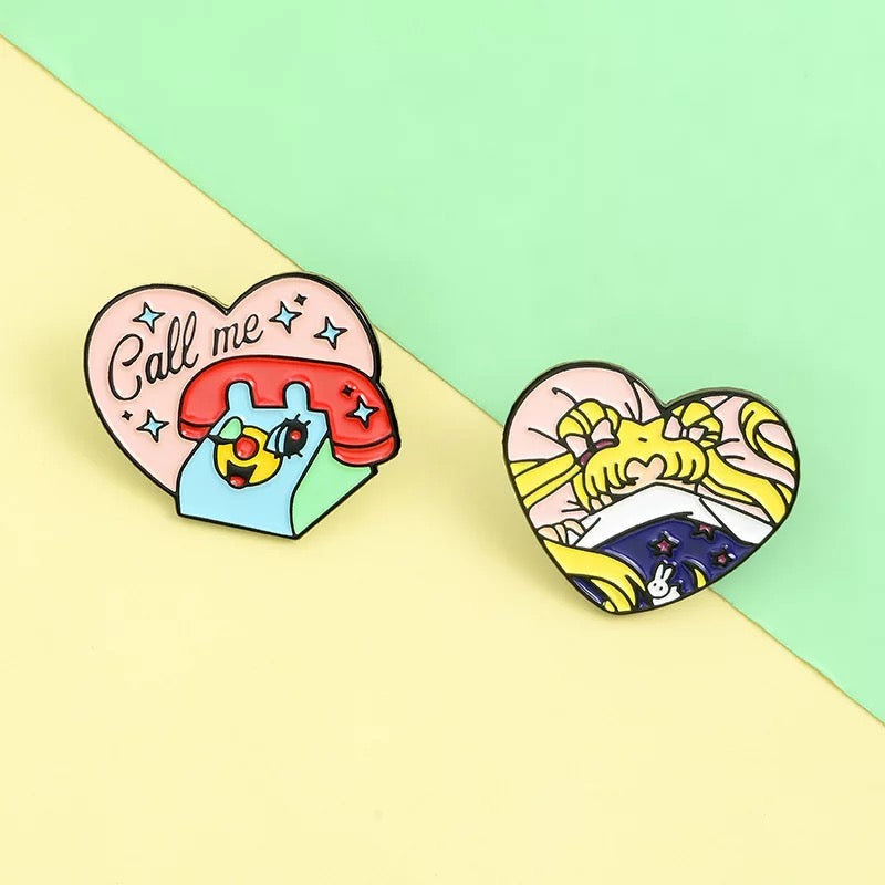 Pins Sailor Moon