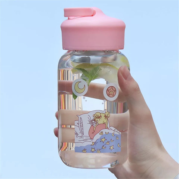 Botella de agua Sailor Moon