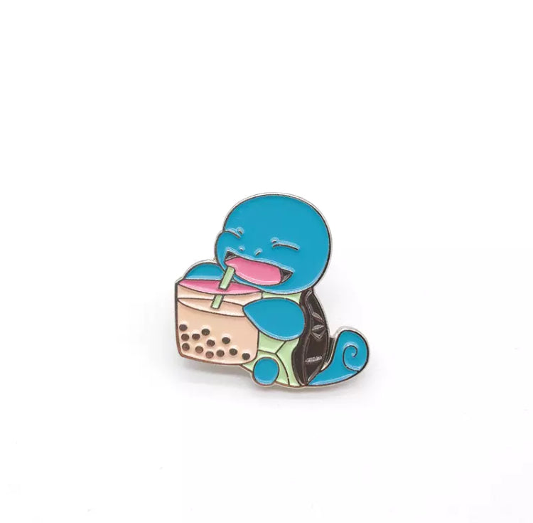 Pins Bulbasaur - Squirtle