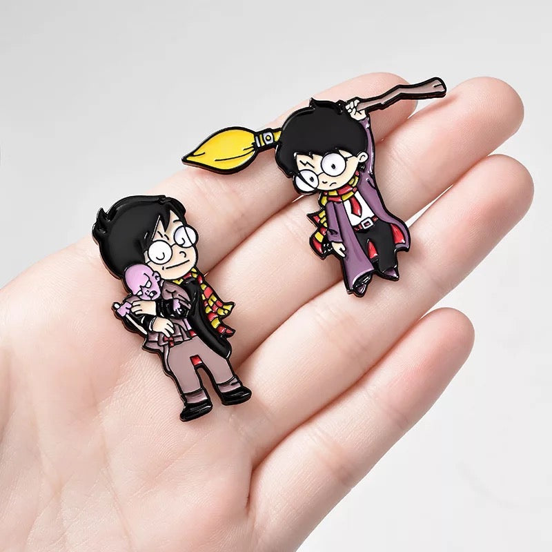 Pins Harry Potter