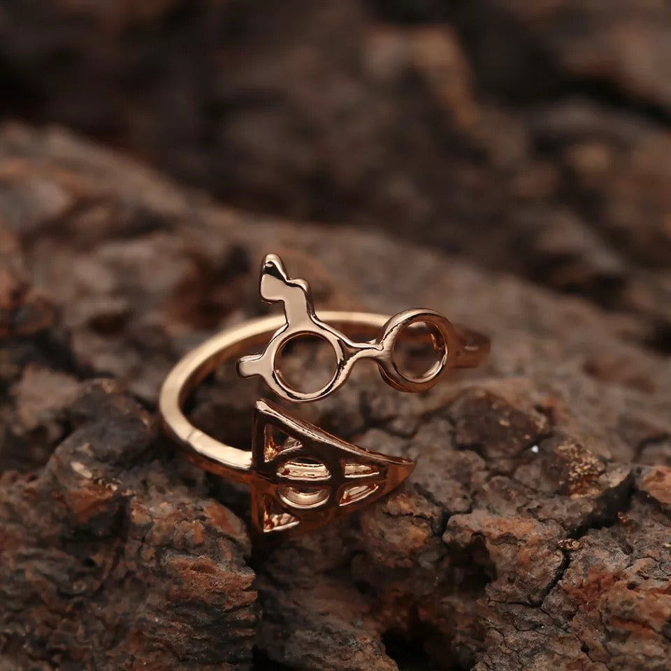 Anillo Harry Potter