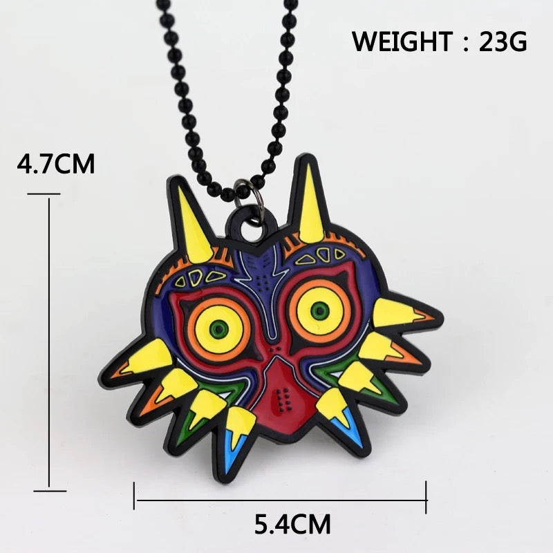 Collar Máscara Zelda
