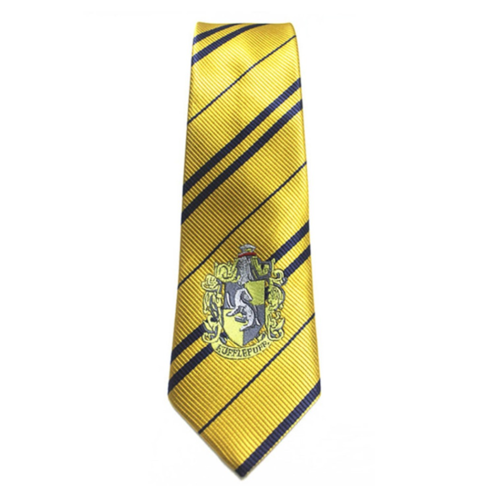 Corbata Harry Potter - Hufflepuff