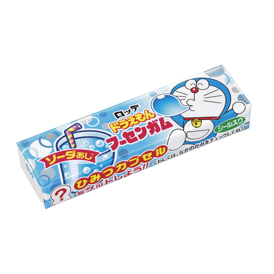 Chicles Doraemon SODA