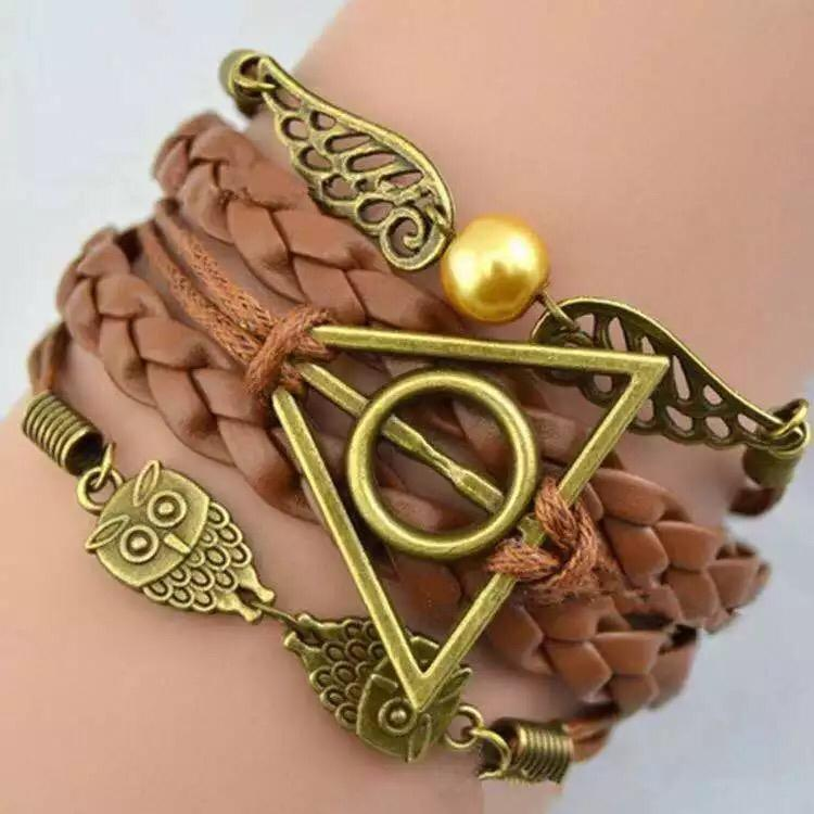 Pulsera Harry Potter
