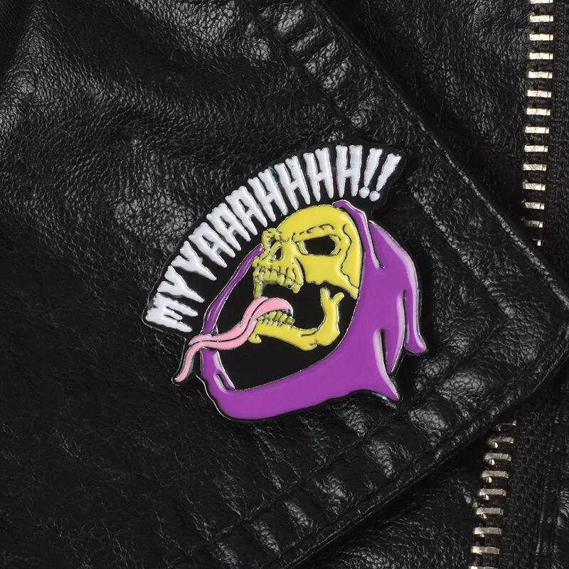 Pins Skeletor