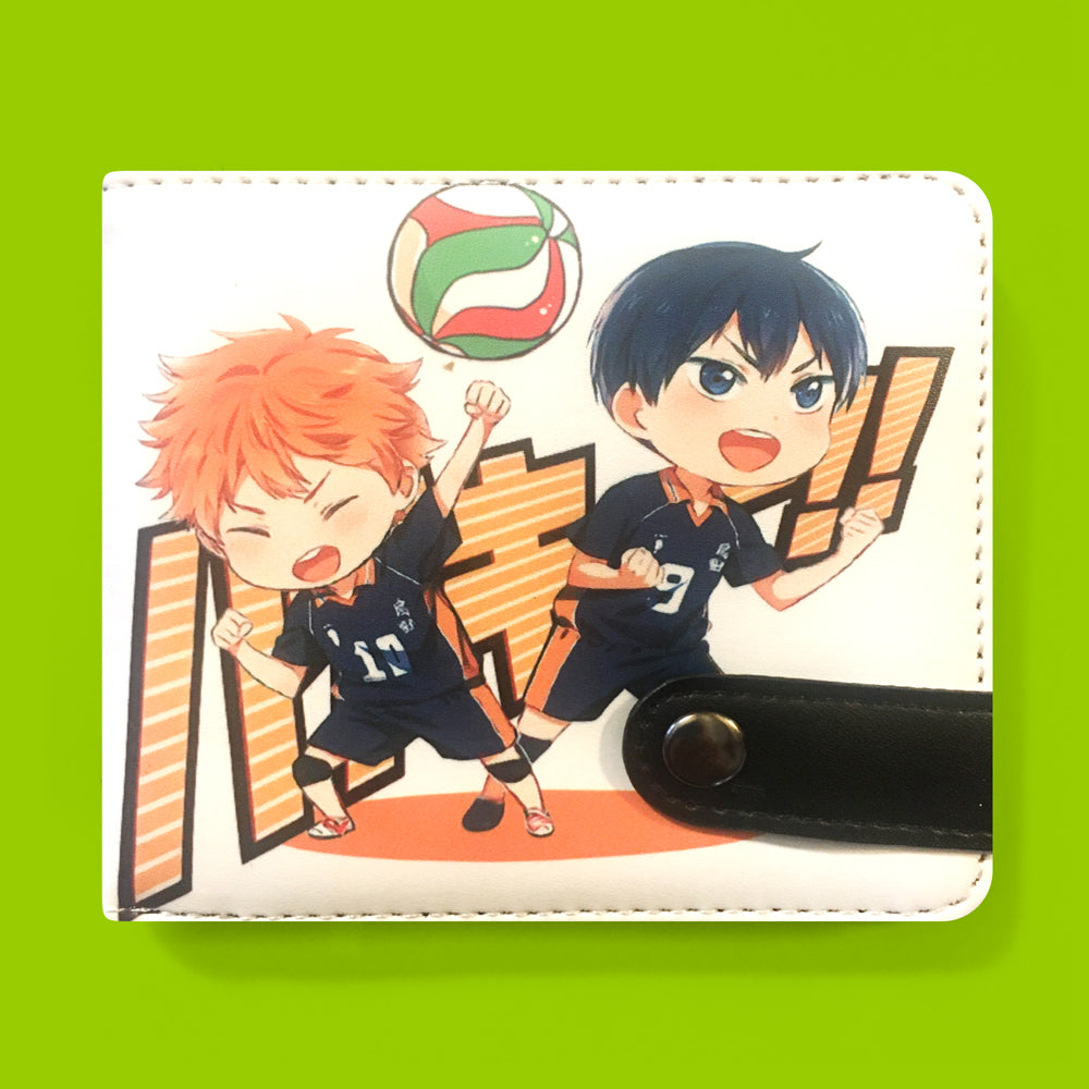 Billetera Haikyuu