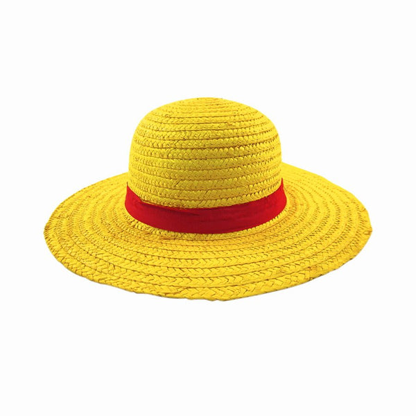 Gorro Monkey D Luffy- One Piece