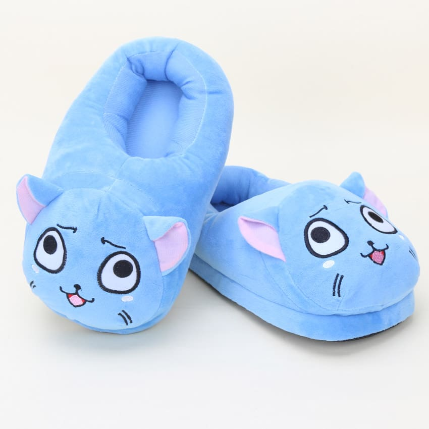 Pantuflas Gato Happy