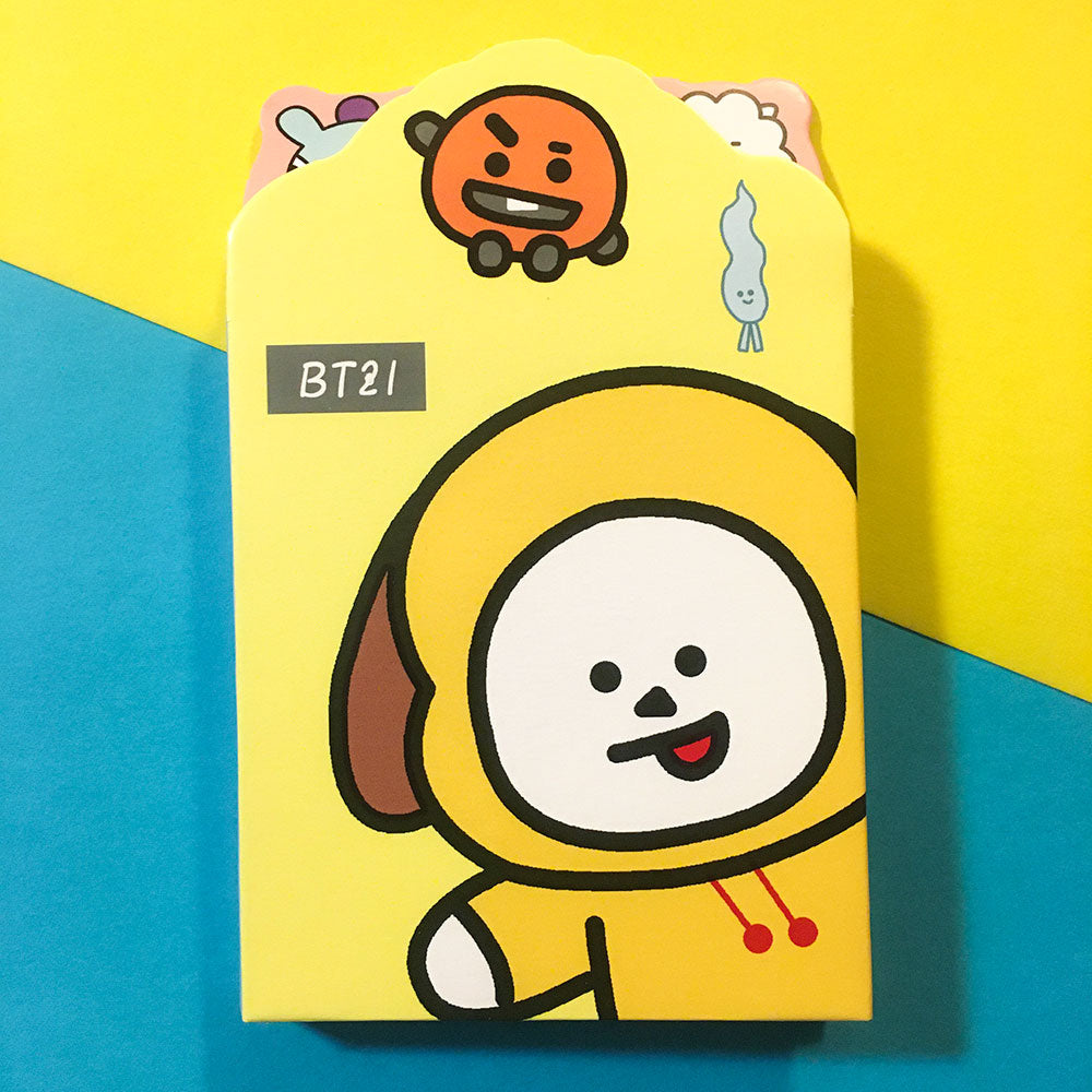 Post it Bt21