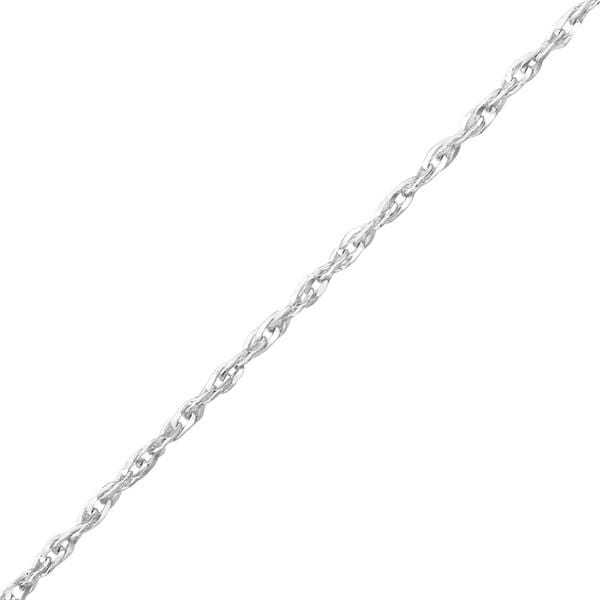 Sterling Silver Adjustable Singapore Chain