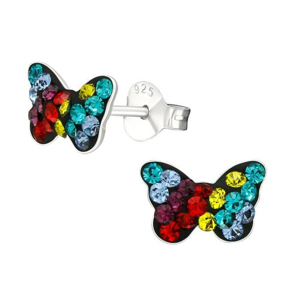 Kids Butterfly Earrings