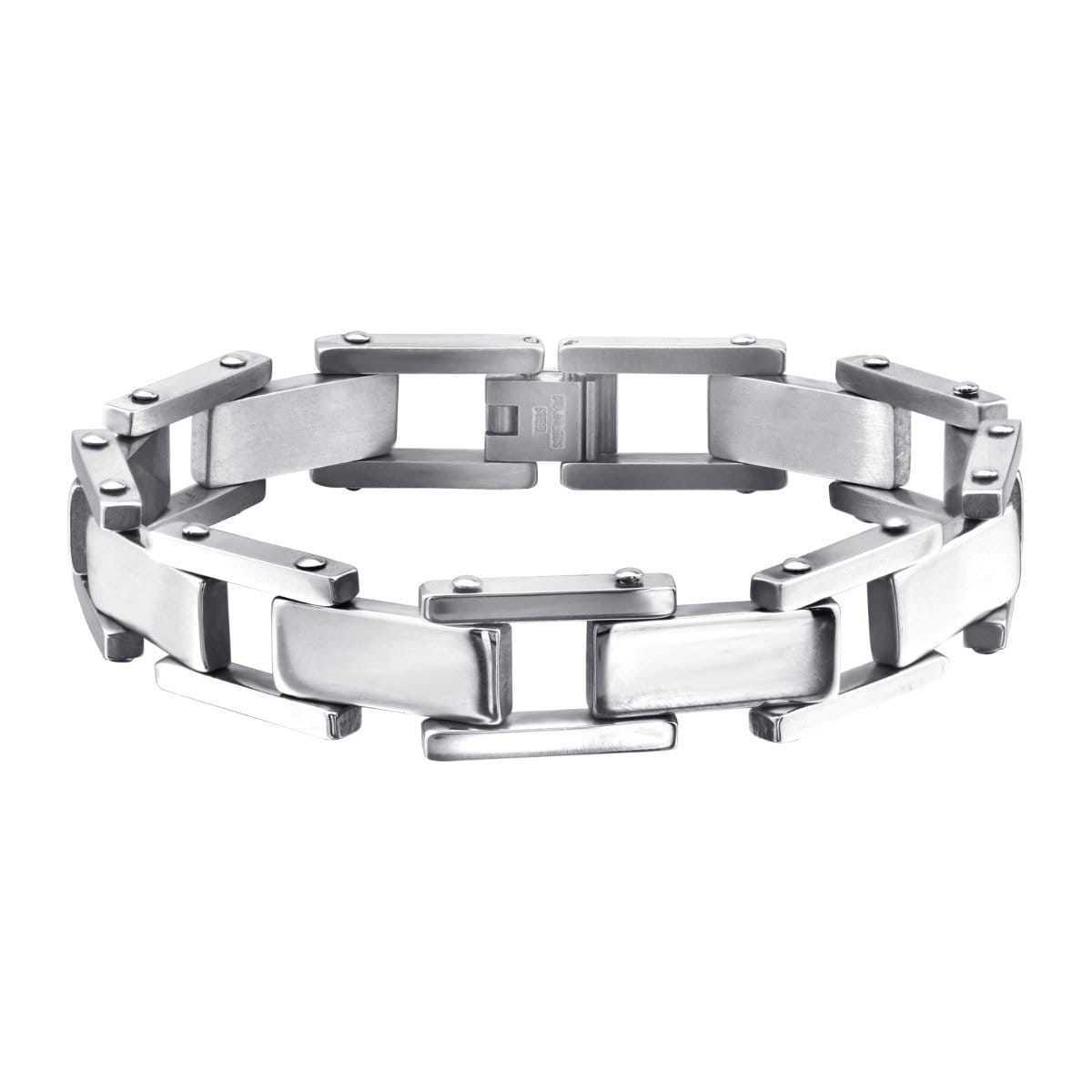 Men's Stainless Steel Chain Bracelet 21 CM