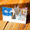 Pop Up Merry Christmas DIY Greeting Card